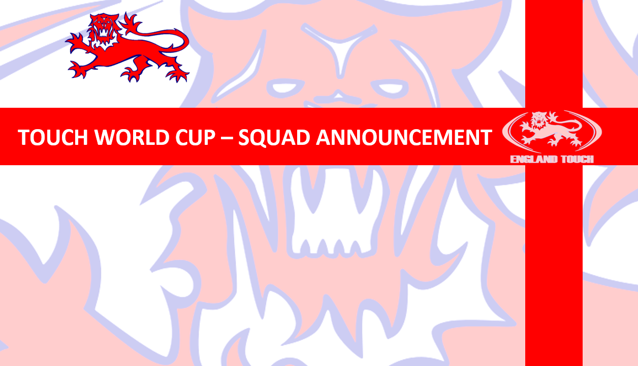 Touch World Cup - Teams Announced