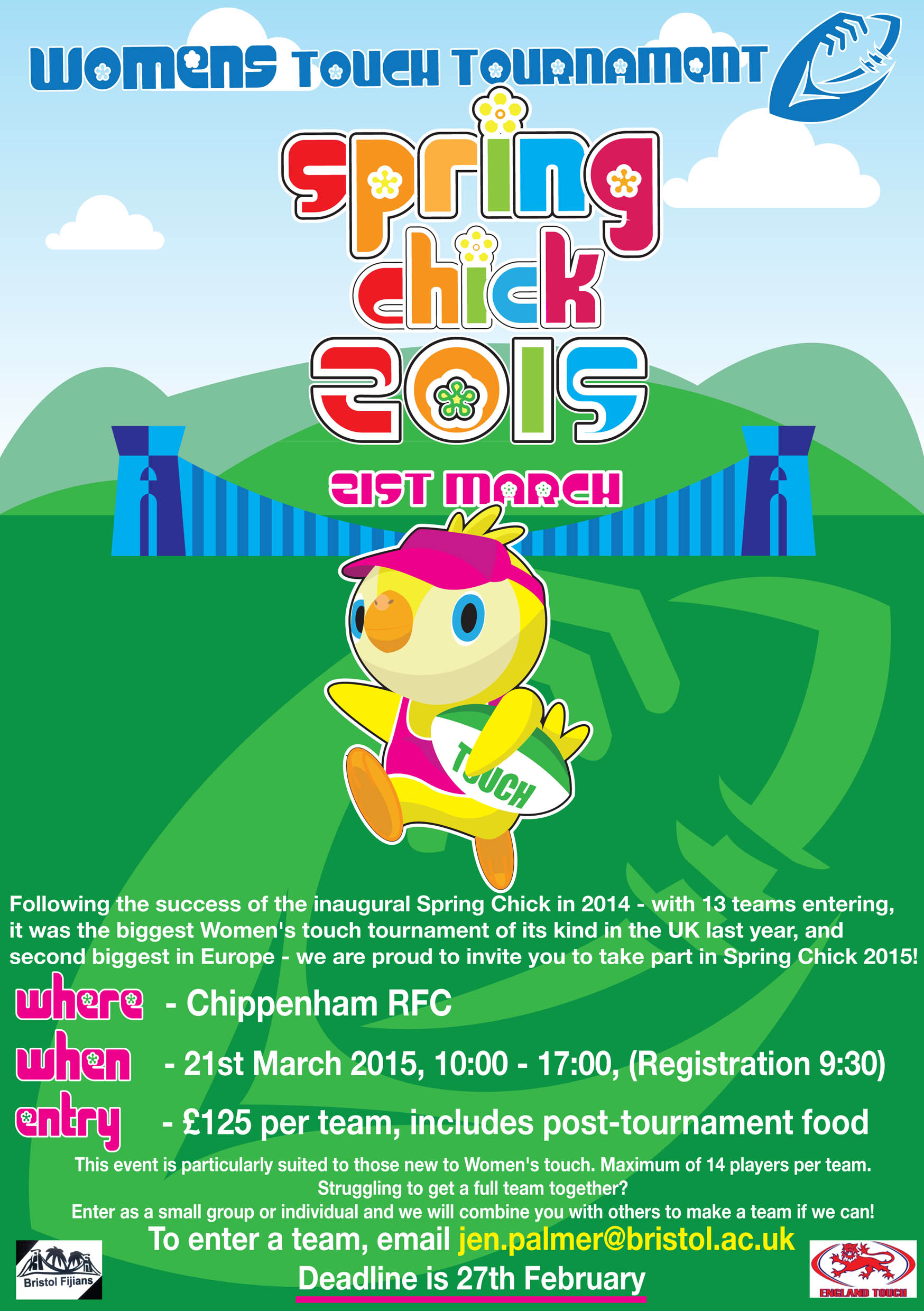 The Spring Chick 2015