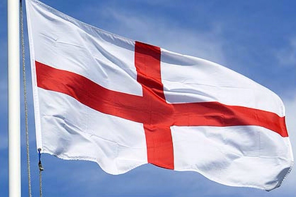 Highest capped players fly the flag for England