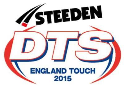 England Touch confirms Steeden DTS Sponsorship