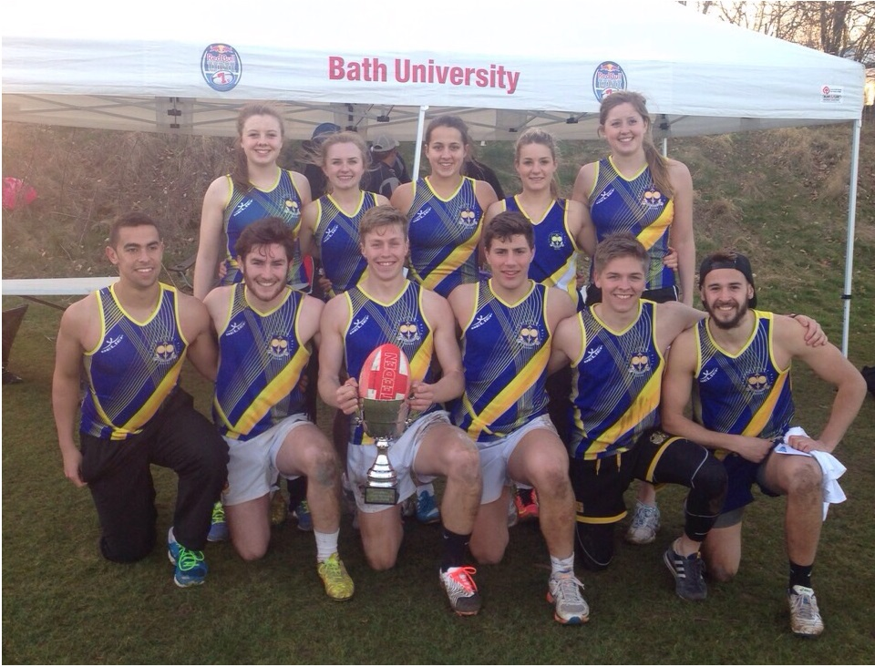 University Touch Nationals 2015