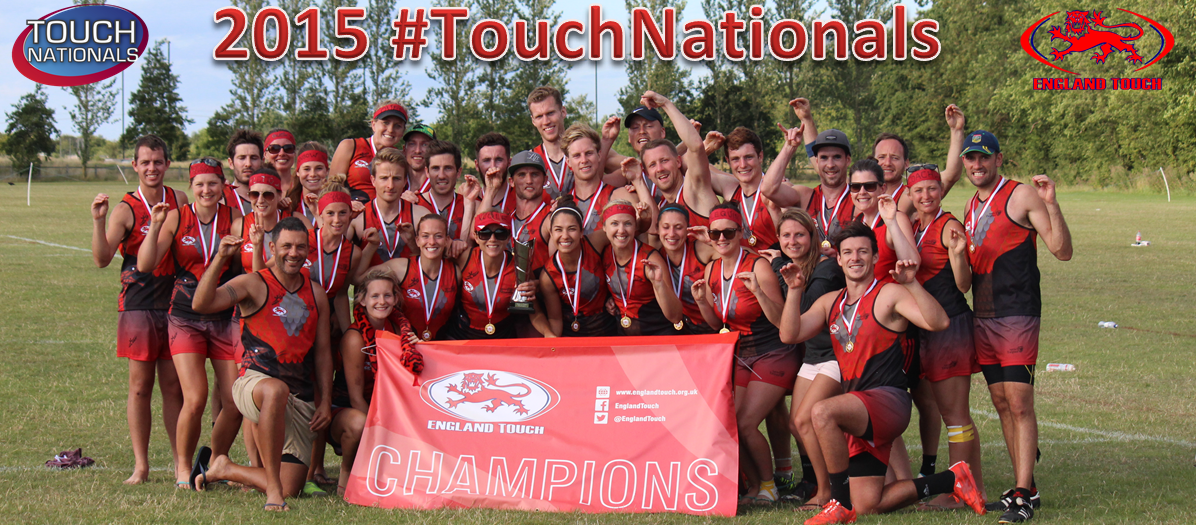 #TouchNationals bigger and better than ever