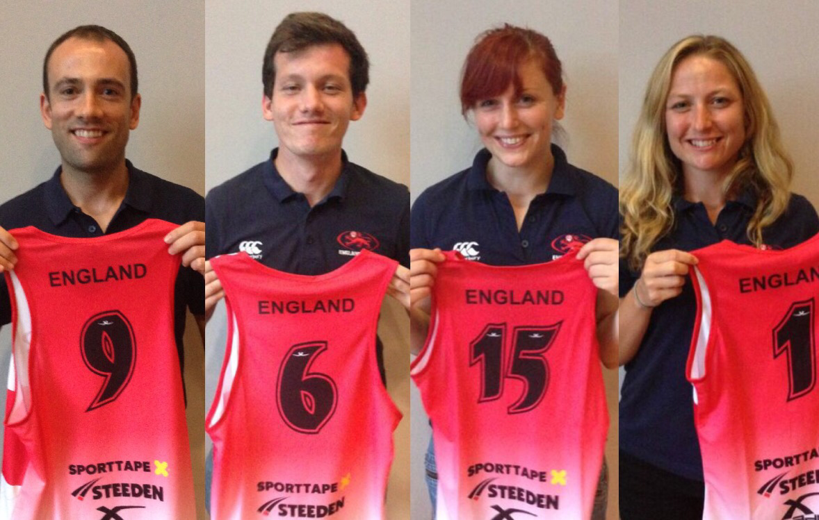 England Touch Announces Coaches for 2016 Junior Touch Championships