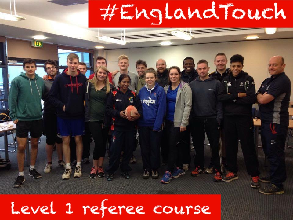 L1 referees course in Norwich