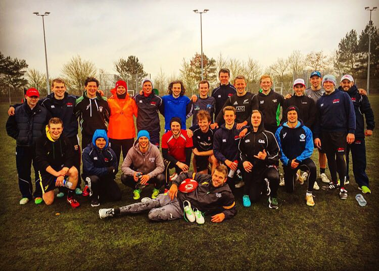 Men's Open Training Session 13th & 14th February