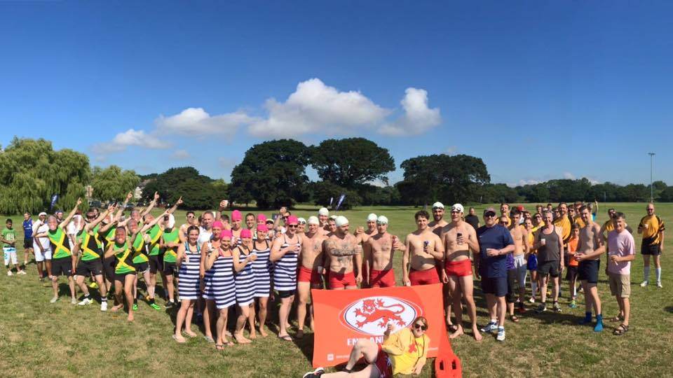 Bournemouth hosts Olympic Touch Event