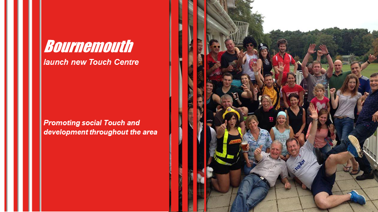 Bournemouth and Poole launch new Touch Centre