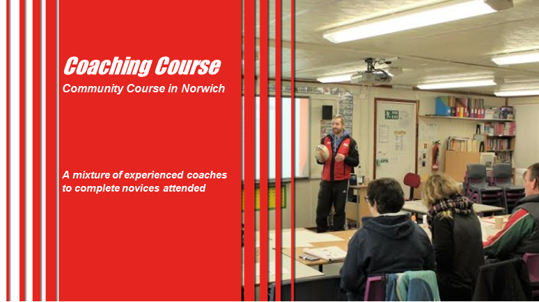 Community Coaching Course in Norwich