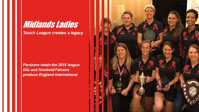 Midlands Ladies Touch League