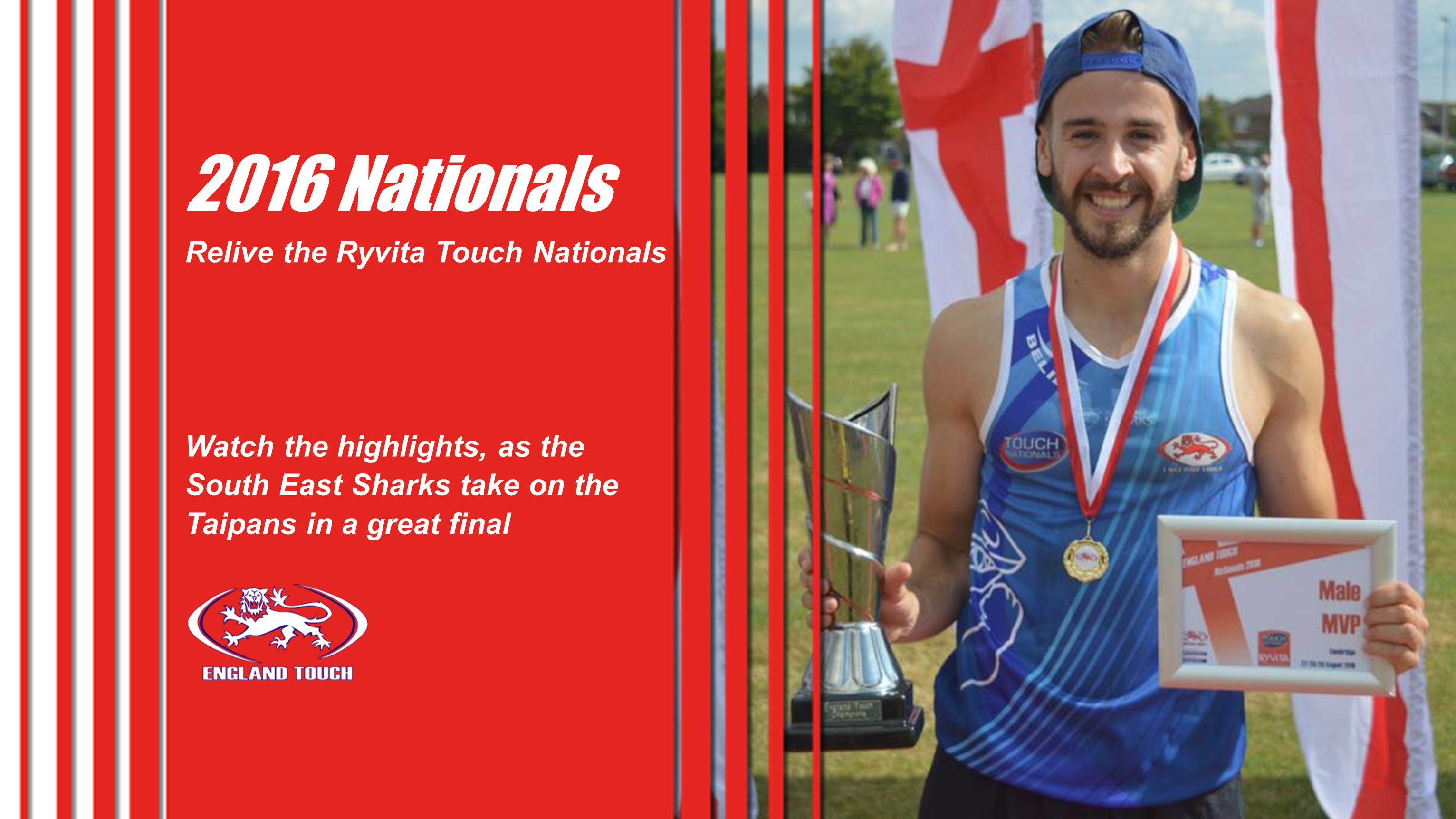 #TouchNationals - Men's Open Final 2016