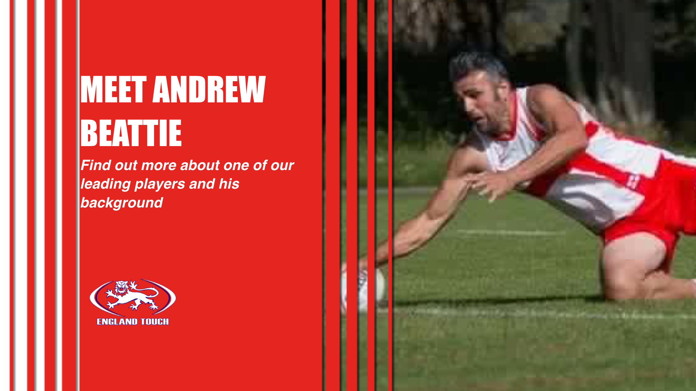 Meet Andrew Beattie