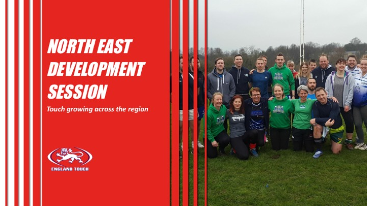 North East Raiders Development Session March 2017