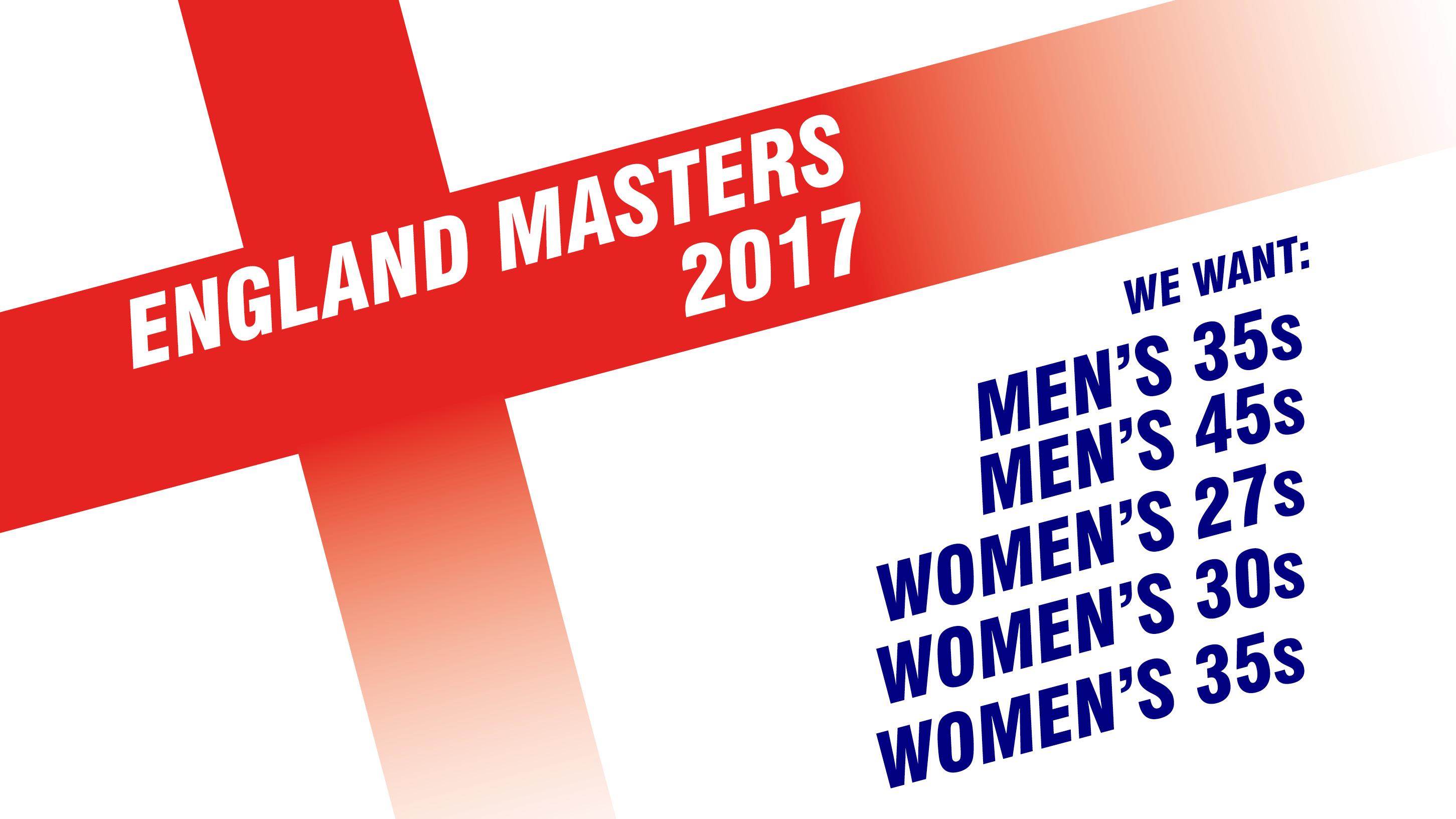 England Touch Masters look to grow their numbers