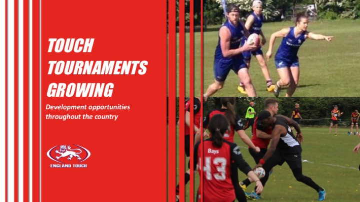 Touch in England - not just the national tournaments!