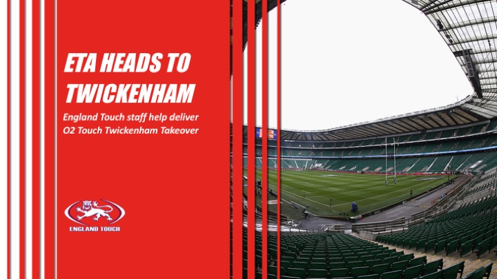 ETA helps deliver the O2 Touch Twickenham Takeover