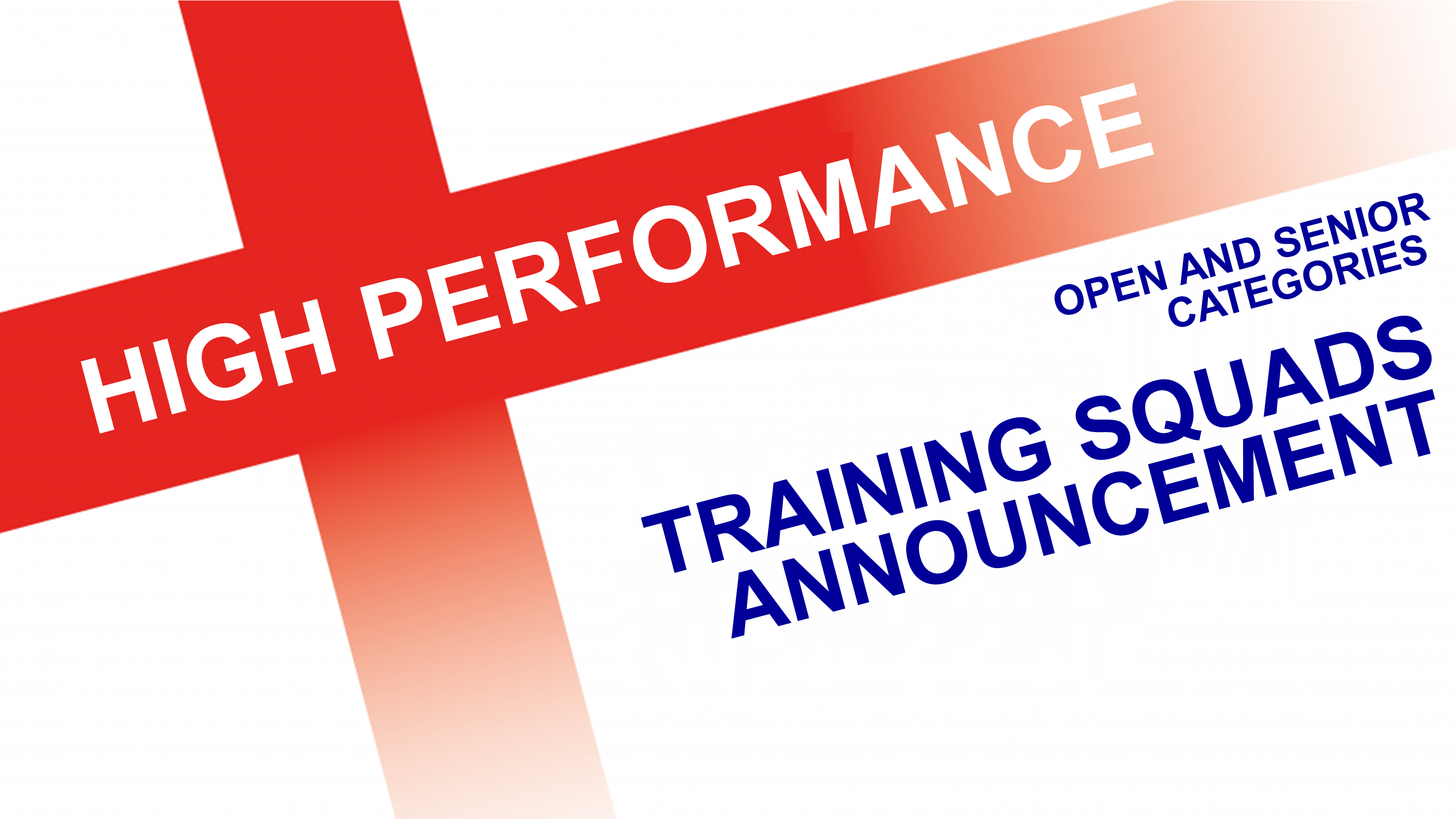 England Touch | High Performance Training Squad (HPTS)