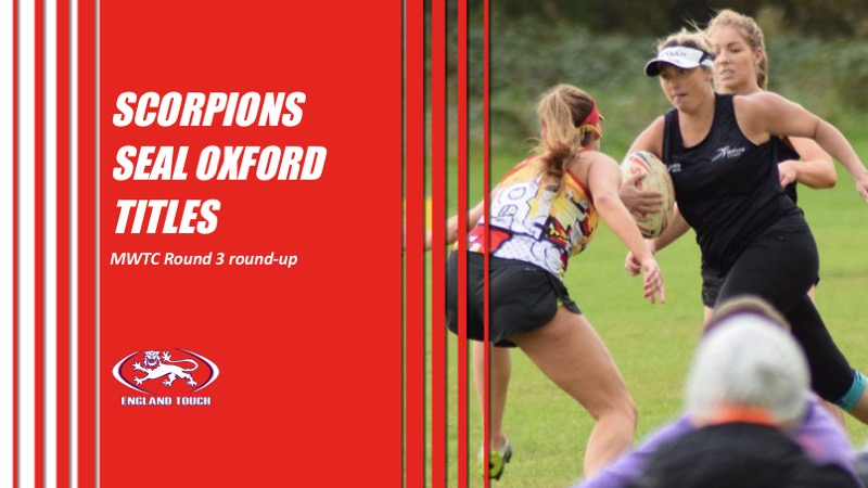 Scorpions the top club in Oxford