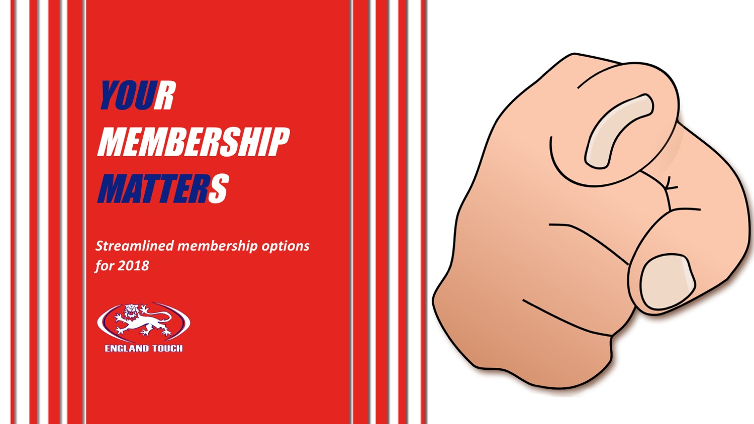 Memberships streamlined for 2018