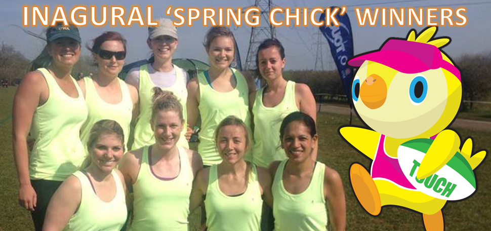 'Spring Chick' Women's Touch Tournament