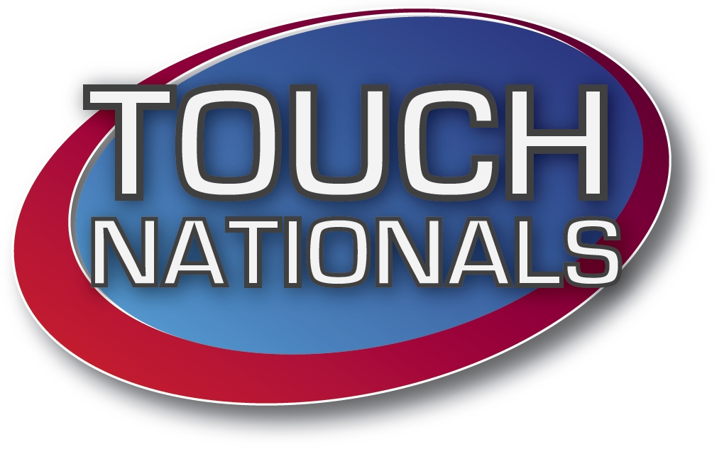 Touch Nationals Message from England Touch