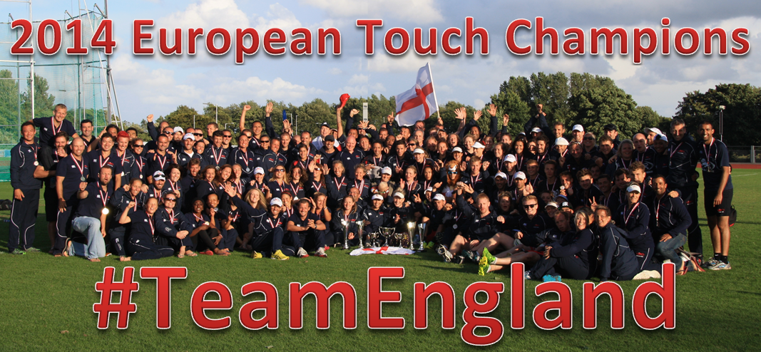 European Touch Championships 2014 round up