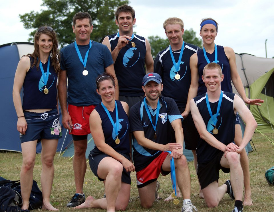 Warwick Touch Fest – Great Success