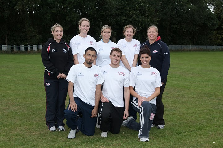 Huddersfield Physiotherapy students at NTS Finals