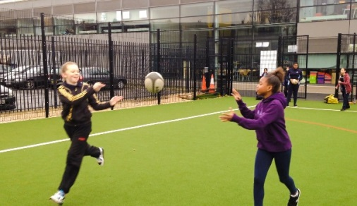 Nottingham school adopt Touch into PE programme