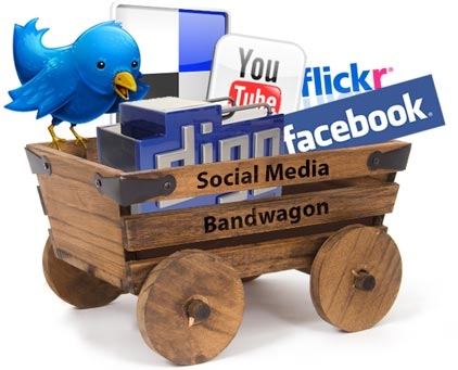 Don't forget our Social Media Sites...