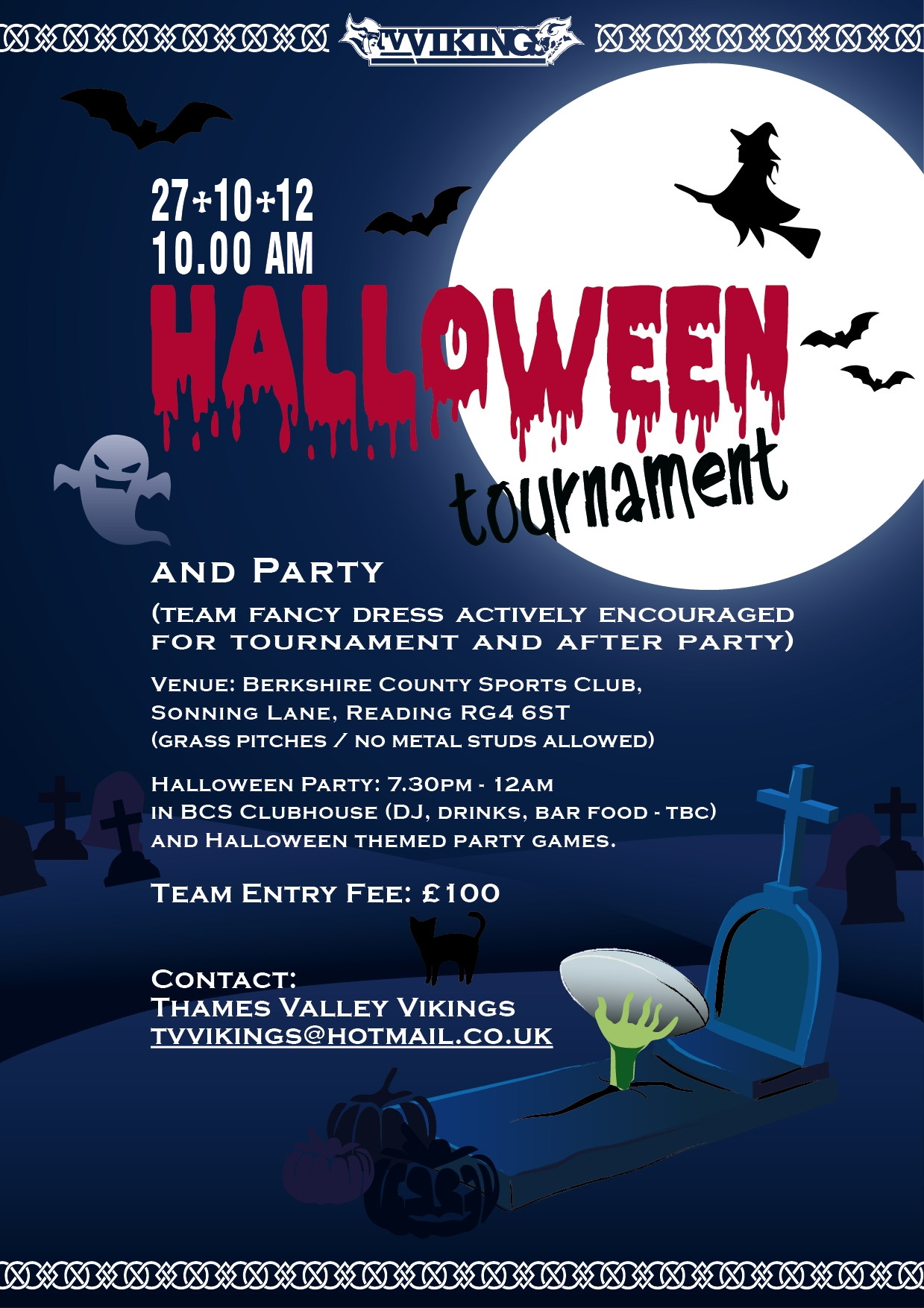 Halloween Touch Comp