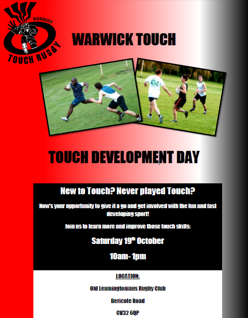 Warwick Development Day