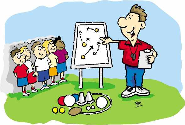 Touch Coaching Courses